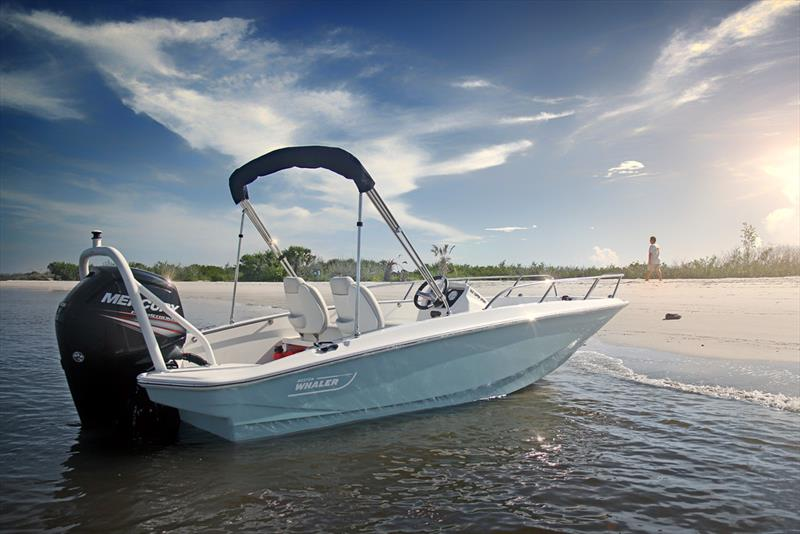 160 Super Sport photo copyright Boston Whaler taken at  and featuring the Power boat class