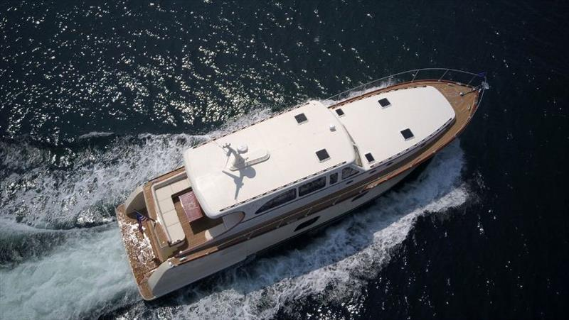 65 IPS Classic - photo © Vicem Yachts