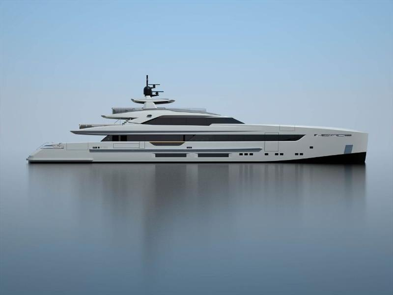 Tankoa building two more 50-metre - 165' hulls for delivery in 2020 - photo © Tankoa Yachts