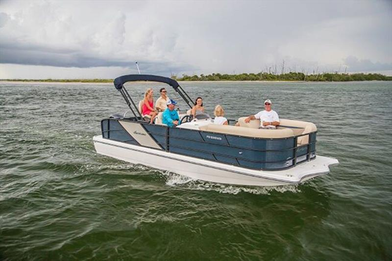 Hurricane Fundeck 236 photo copyright Hurricane Boats taken at  and featuring the Power boat class