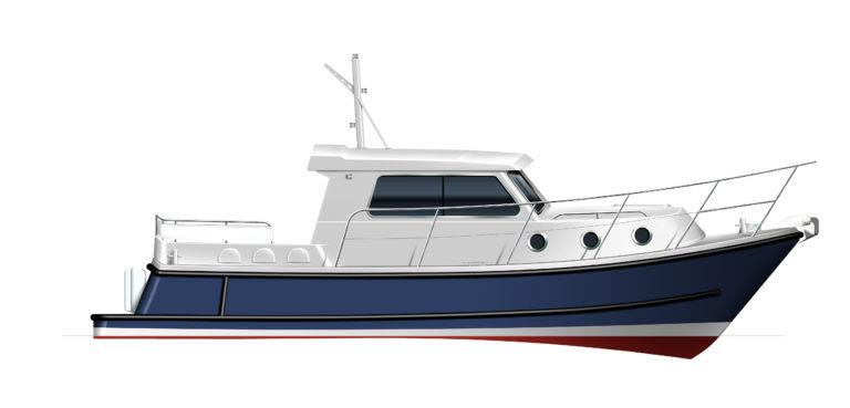 New Seaward 27 photo copyright Seaward Boat taken at  and featuring the Power boat class