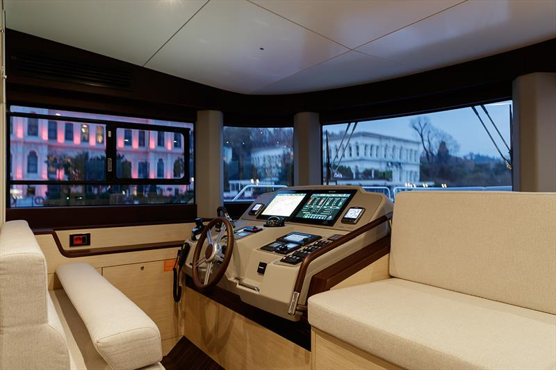 Sirena Yachts 64 - photo © Sand People
