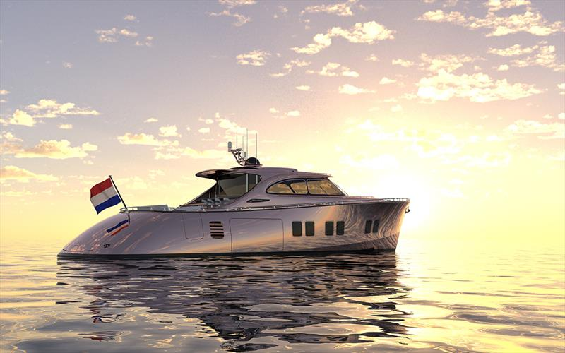 Zeelander Yachts - Z72 Copper - photo © Sand People