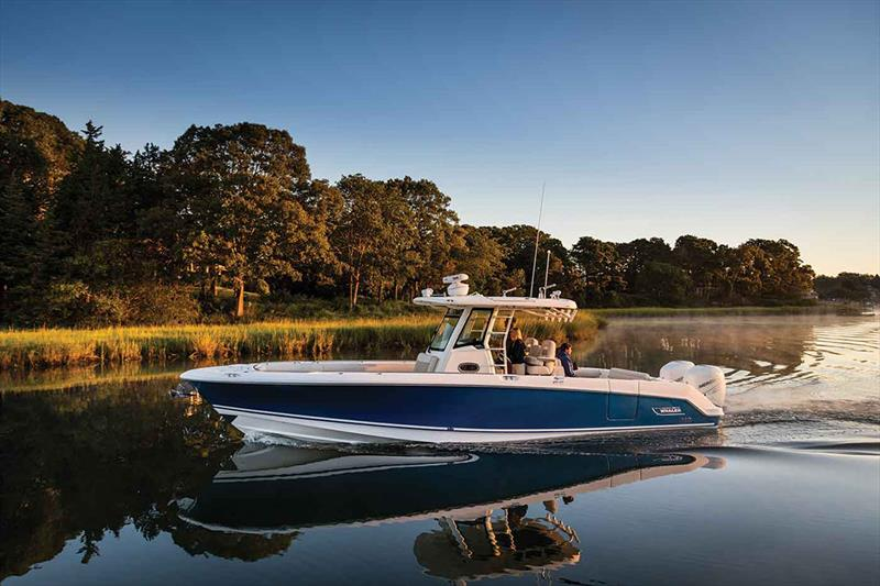 Boston Whaler 330 Outrage - photo © Boston Whaler