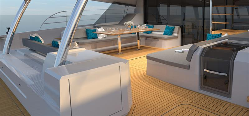 Fountaine Pajot Power 67 - photo © Multihull Solutions
