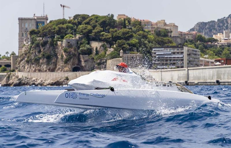Yacht Club de Monaco and Torqeedo team up to eliminate fossil fuels at Monaco Solar & Energy Boat Challenge - photo © Luca Butto