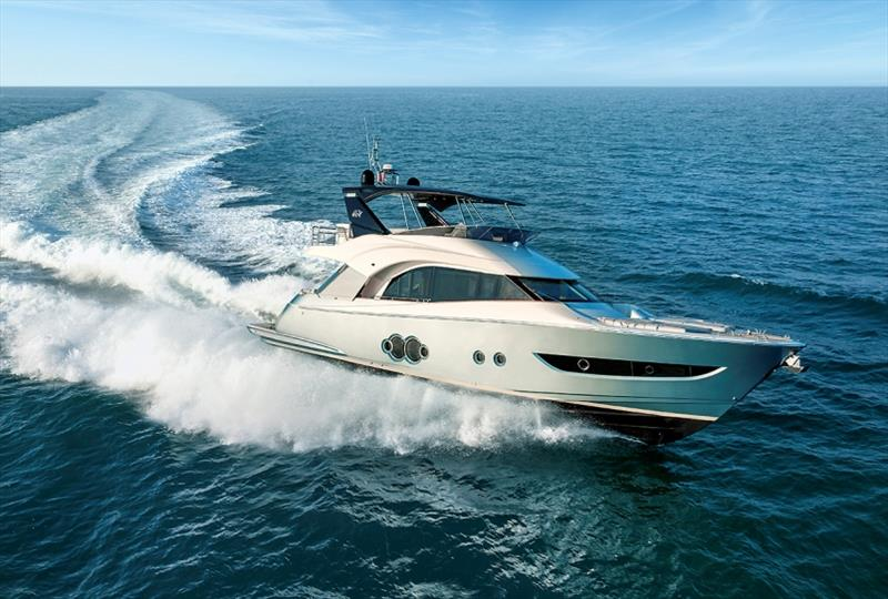 MCY66 Navigation photo copyright Monte Carlo Yachts taken at  and featuring the Power boat class