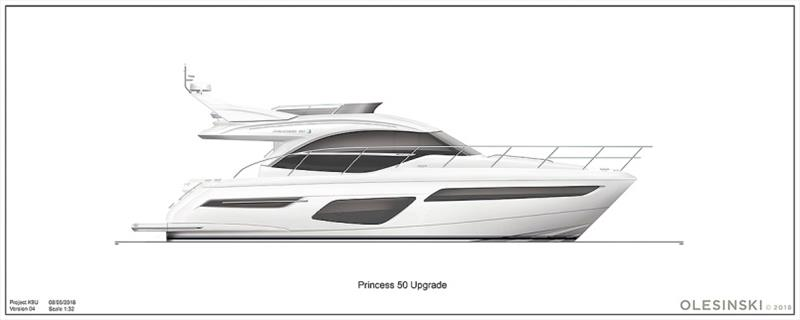 Princess F50  - photo © Princess Yachts