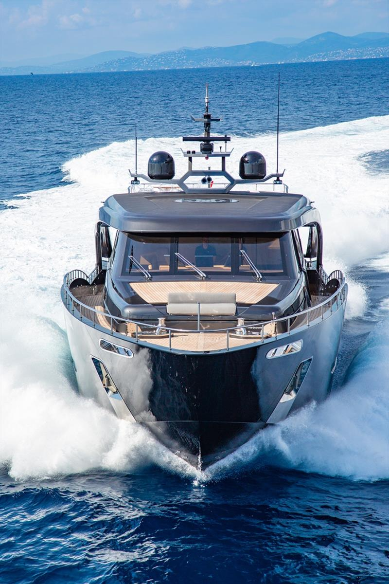 28m M/Y Freedom exterior photo copyright Tommaso Spadolini taken at  and featuring the Power boat class