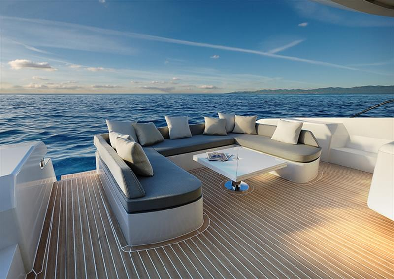 Cetera 60 - photo © Cetera Yachts