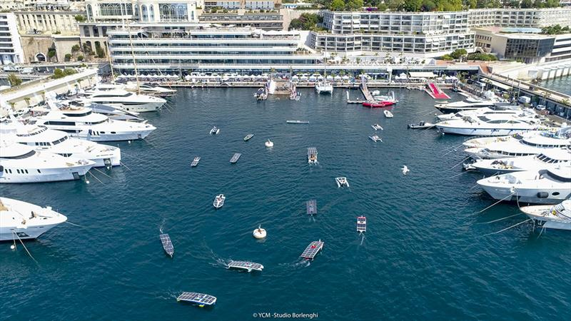 2019 Monaco Solar & Energy Boat Challenge photo copyright YCM - Studio Borlenghi taken at Yacht Club de Monaco and featuring the Power boat class