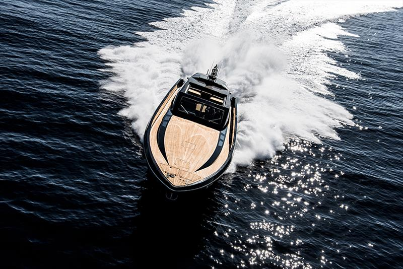 New Otam 85 GTS photo copyright Tom Van Oossanen taken at  and featuring the Power boat class