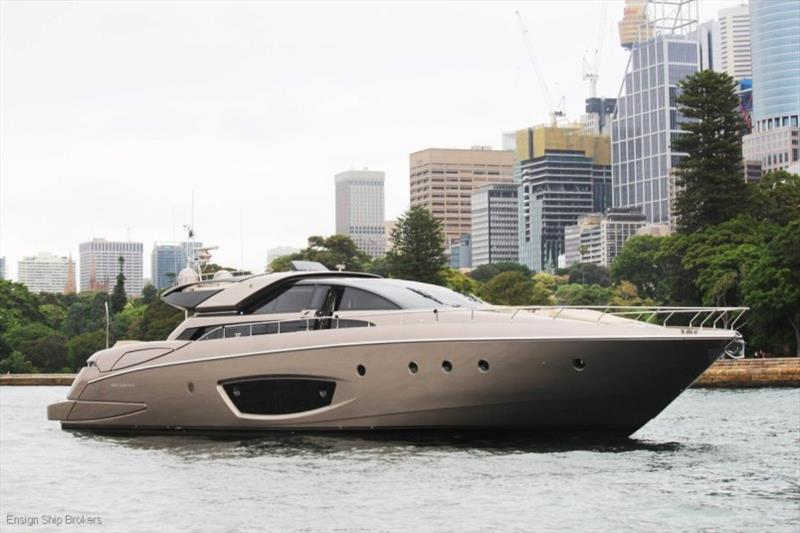 Riva 86 Domino - photo © ensignbrokers.com.au