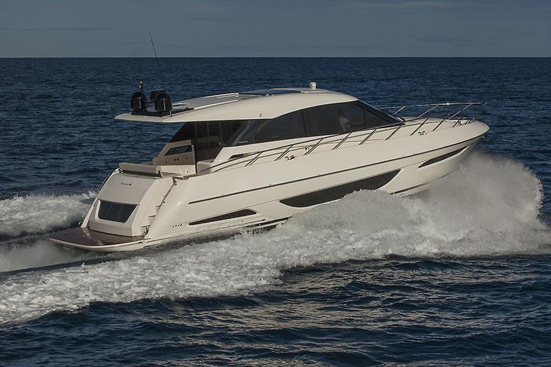 The Maritimo X50 is a truly capable offshore performer. - photo © John Curnow