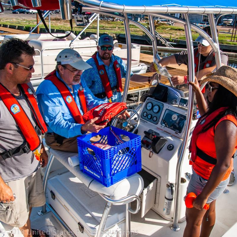America's Boating Club launches dedicated learning centers for the ultimate in boater education photo copyright Andrew Golden taken at  and featuring the Power boat class