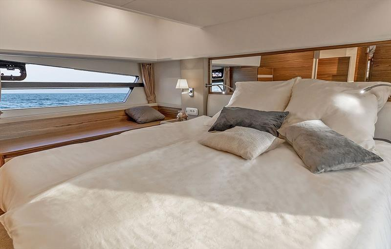 Greenline 45 Fly - Maaster Cabin - photo © Greenline Yachts