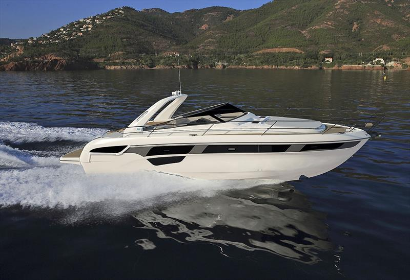 Bavaria S45 - photo © Bavaria Yachts