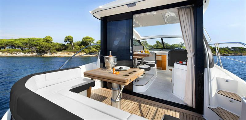 Bavaria S36 - photo © Bavaria Yachts