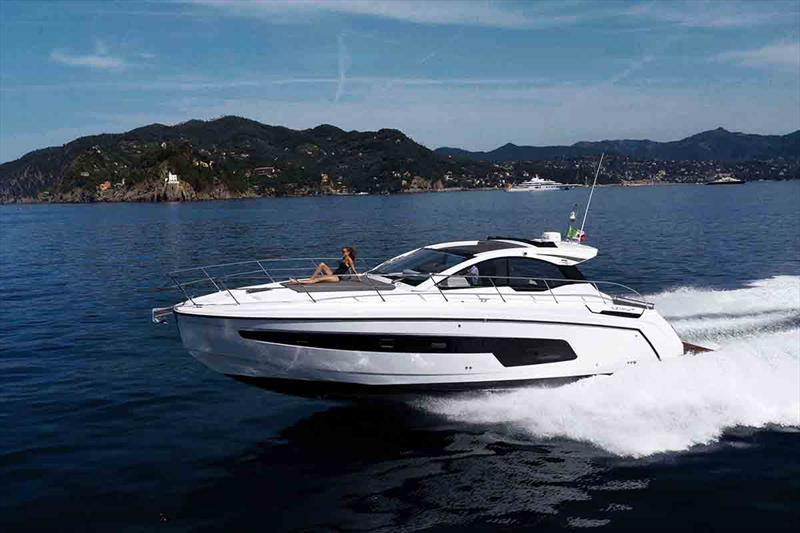 Azimut Atlantis 45 photo copyright MarineMax taken at  and featuring the Power boat class