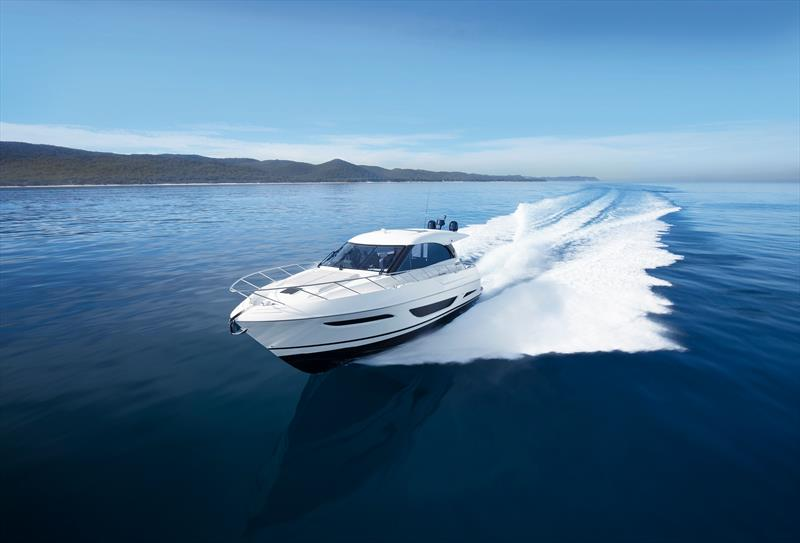 Maritimo X50 photo copyright Darren Gill / Oska Studio taken at  and featuring the Power boat class