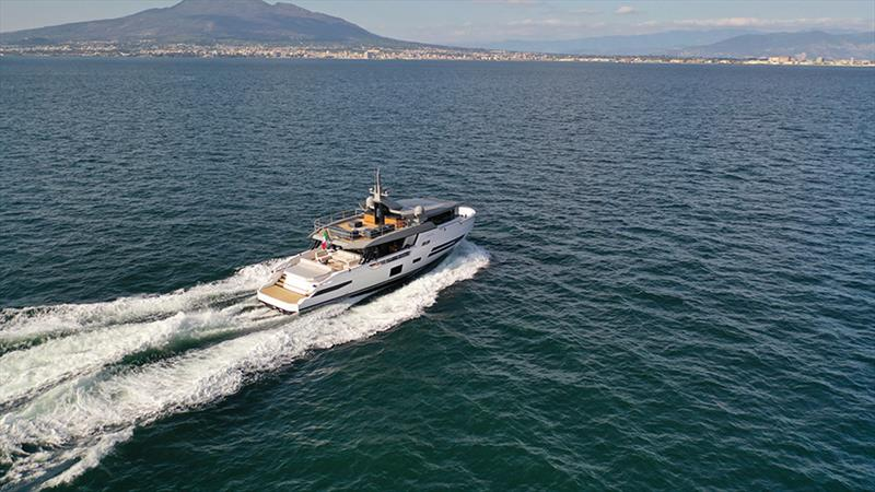 New Arcadia Sherpa XL at 2019 Cannes Yachting Festival photo copyright Arcadia Yachts taken at  and featuring the Power boat class