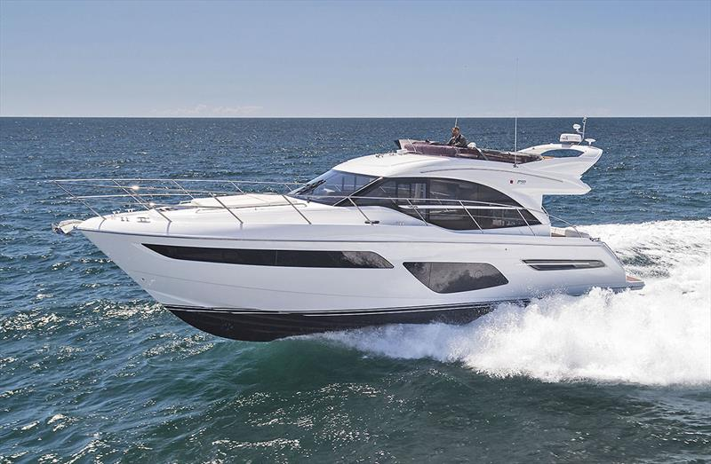 Princess Yachts F50 - photo © Princess Yachts