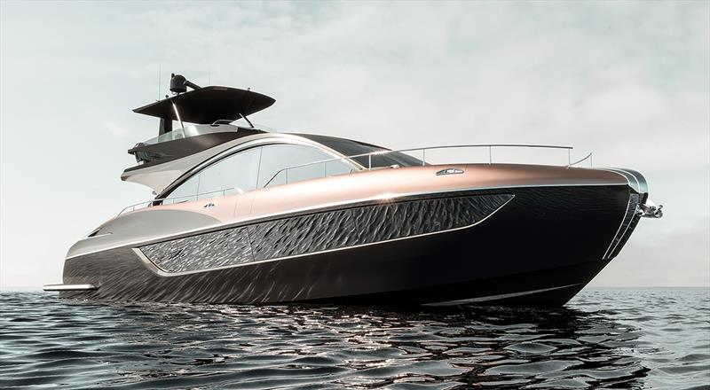 Lexus LY 650 Luxury Yacht - photo © Lexus