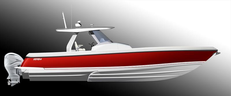 Intrepid Powerboats to introduce new 407 Nomad at Fort Lauderdale International Boat Show - photo © Carr Design