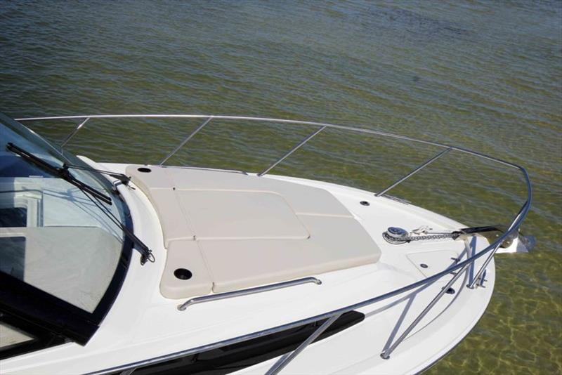 325 Conquest photo copyright Boston Whaler taken at  and featuring the Power boat class