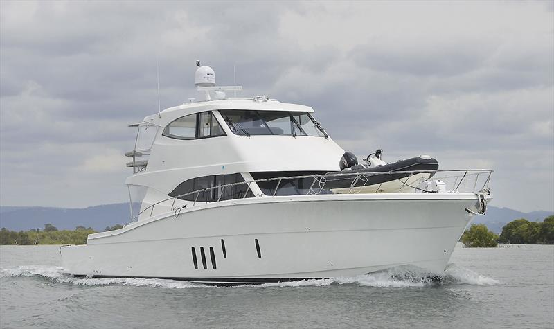 Maritimo One M72 - based on the magnificent Maritimo M70 Motor Yacht - photo © Murray Waite