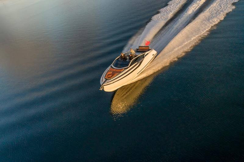F//Line 33 - photo © Fairline Yachts