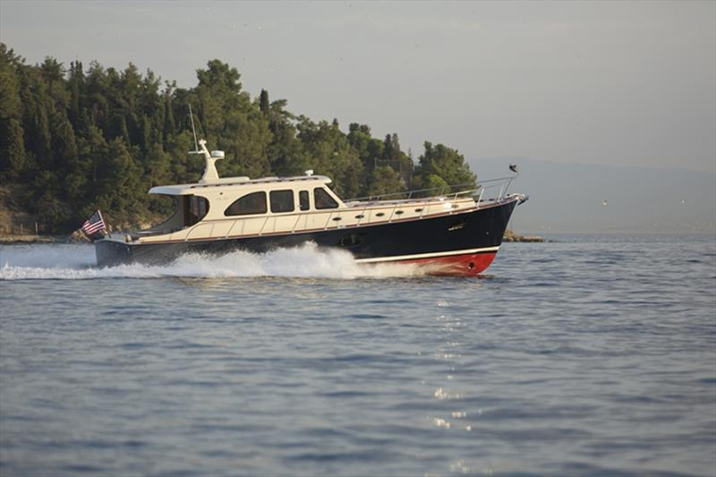 Vicem 65 Classic photo copyright Vicem Yachts taken at  and featuring the Power boat class