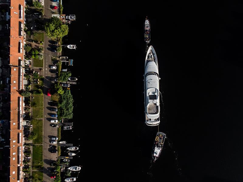 Feadship Broadwater - photo © Sand People