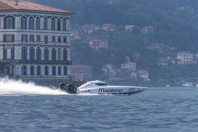 Maritimo's new UIM XCAT was especially built for this season - and it worked. - photo © Raffaello Bastiani