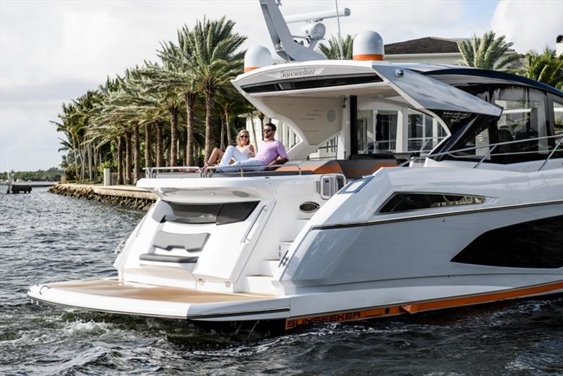 Predator 60 EVO - photo © Sunseeker International