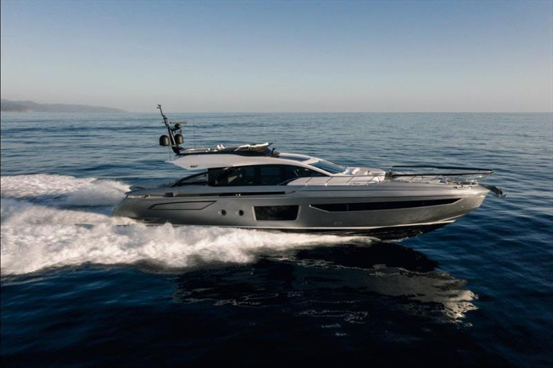 Azimut S8 photo copyright Azimut Yachts taken at  and featuring the Power boat class