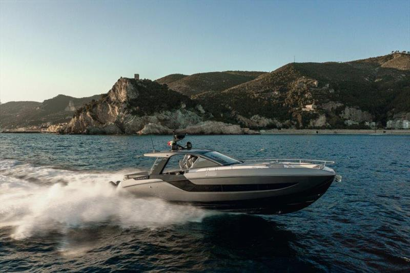 Azimut Verve 47 photo copyright Azimut Yachts taken at  and featuring the Power boat class