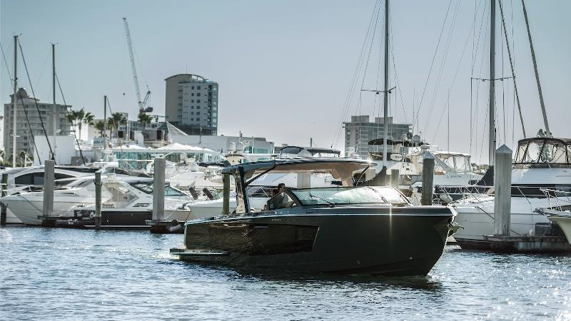 AV40 - photo © Aviara Boats