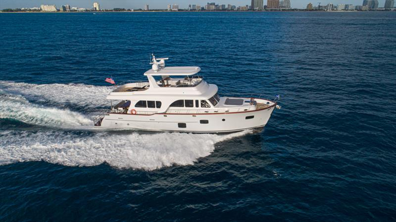 Vicem Cruiser 67 in Fort Lauderdale, FL - photo © Billy Black