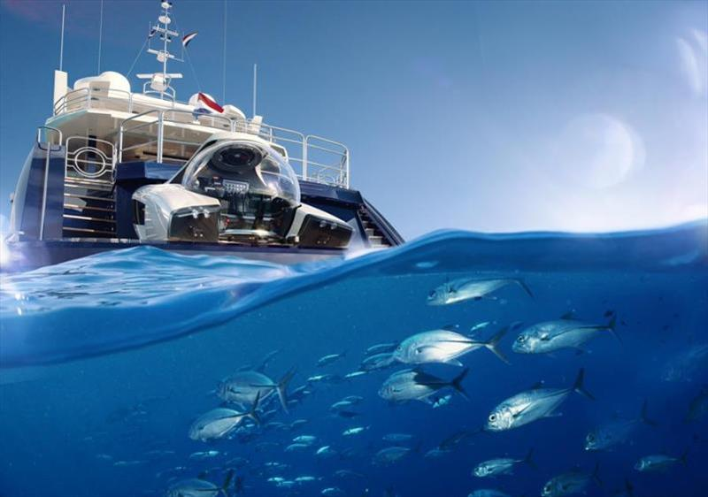 U-Boat Worx présente le dernier sous-marin Nemo
