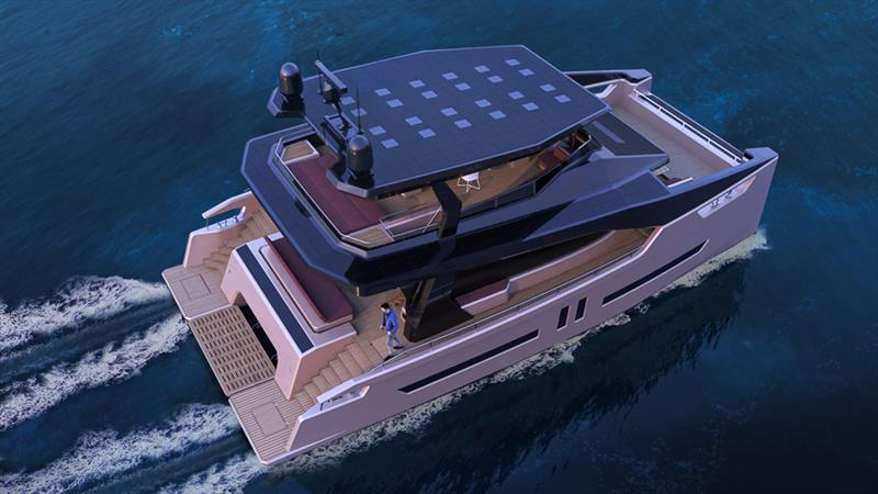 Alva Yachts Ocean Eco-60 - photo © Sand People