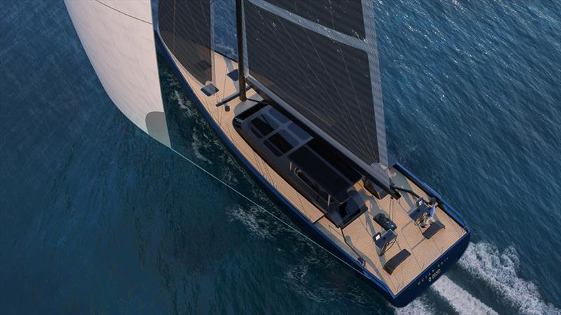 Alva Yachts Ocean Sail 82 - photo © Sand People