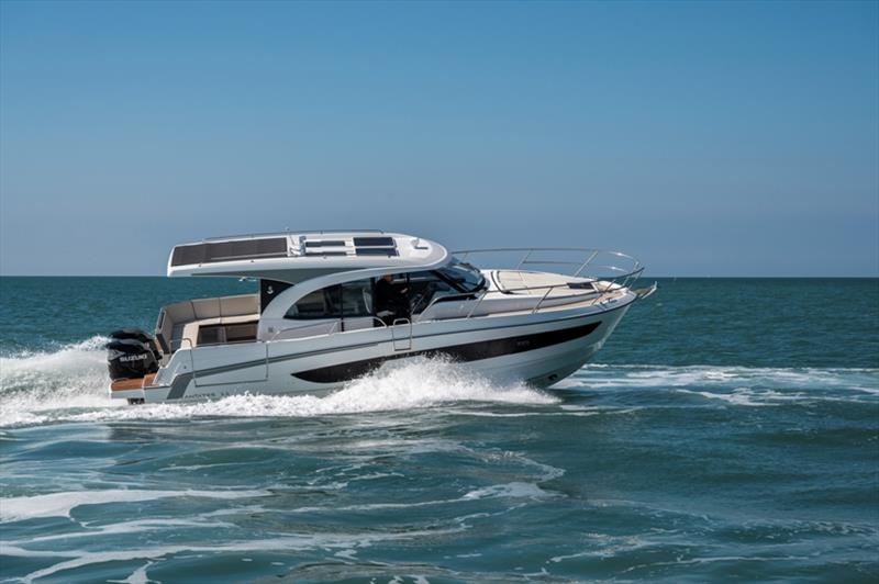 Antares 11 photo copyright Beneteau taken at  and featuring the Power boat class