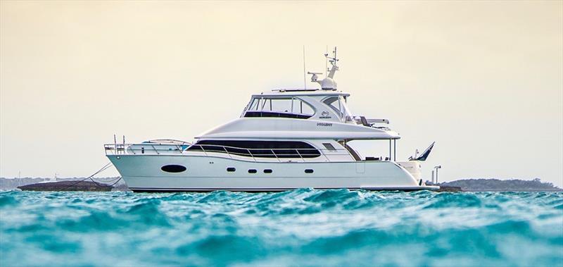 Un isolement idéal en Yacht dans les Bahamas