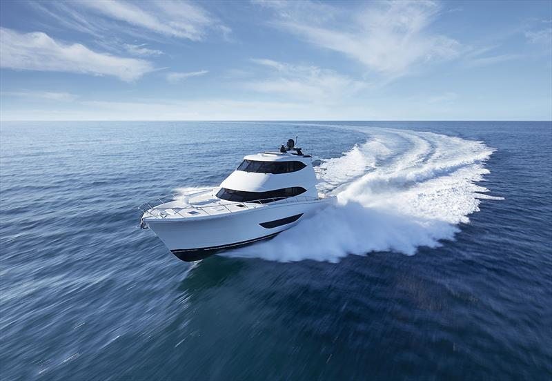Maritimo M70 in all its glory. - photo © Maritimo