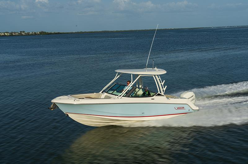 Boston Whaler 240 Vantage photo copyright Boston Whaler taken at  and featuring the Power boat class