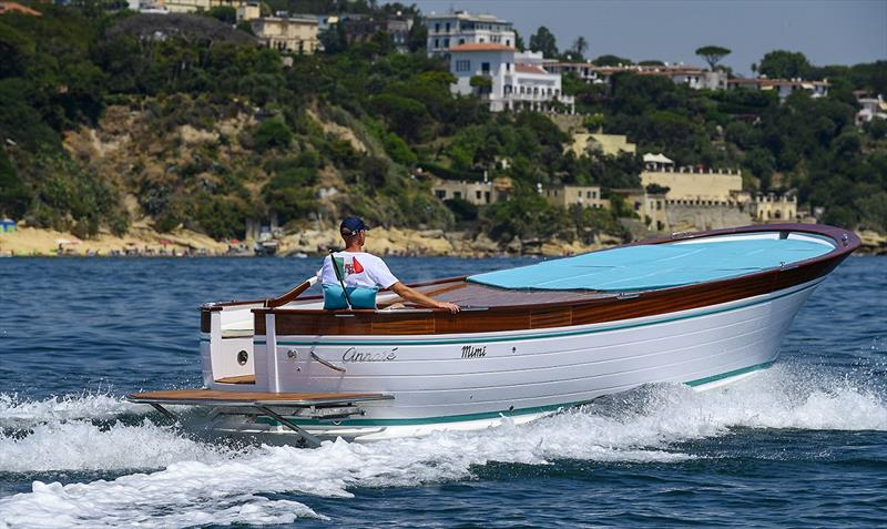 Libeccio 8.5 Classic photo copyright Gozzi Mimî taken at  and featuring the Power boat class