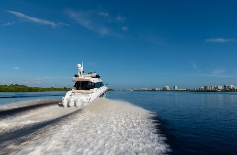 Regal 42 FXO - photo © Regal Boats