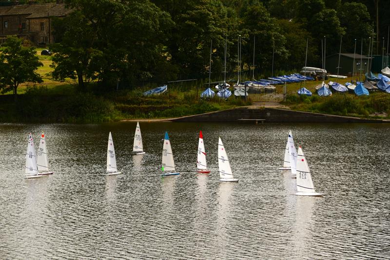 RC Laser Northern Series at Burwain Lake