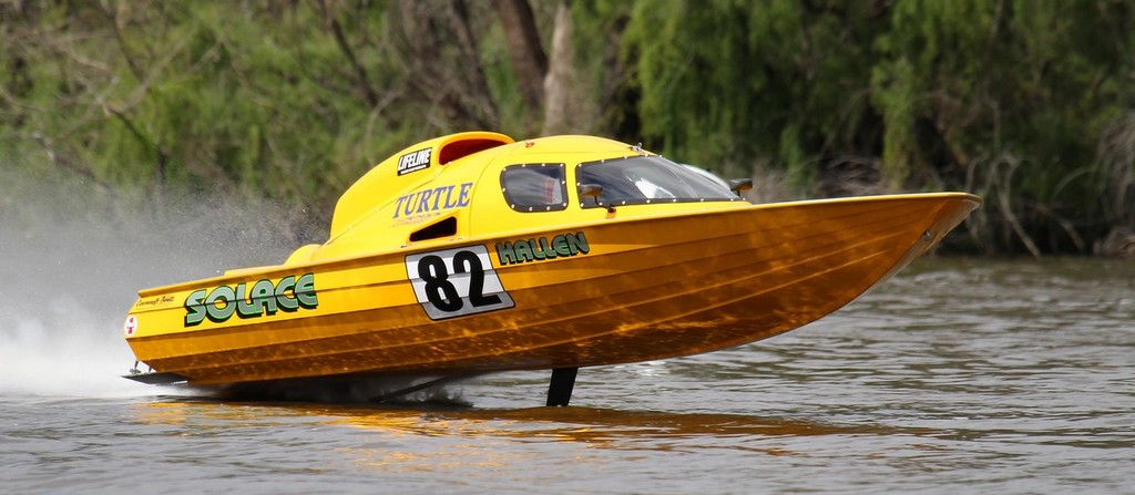 Sydney Grabs A Slice Of Uim Powerboat World Champs
